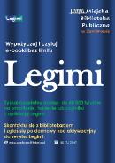 Logo wypożyczalni LEGIMI