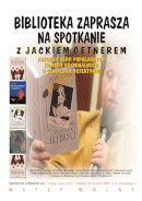 Jacek Getner - SPOTKANIE AUTORSKIE